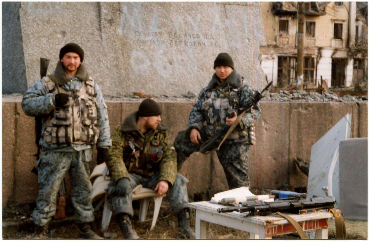 боевые действия в чечне 2004-2006 года предприятий ОПК Хабаровского